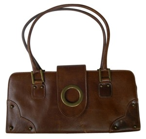 Naturalizer Satchel in Brown