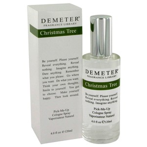 Demeter Fragrance Library CHRISTMAS TREE by DEMETER ~ Women's Cologne Spray 4 oz