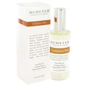 Demeter Fragrance Library CINNAMON BUN by DEMETER ~ Women's Cologne Spray 4 oz