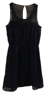 Rory Beca short dress black on Tradesy