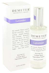 Demeter Fragrance Library LAVENDER by DEMETER ~ Women's Cologne Spray 4 oz