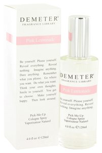 Demeter Fragrance Library PINK LEMONADE by DEMETER ~ Women's Cologne Spray 4 oz