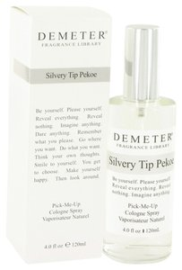 Demeter Fragrance Library SILVERY TIP PEKOE by DEMETER ~ Women's Cologne Spray 4 oz