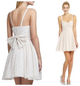 French Connection short dress Snow on Tradesy