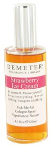 Demeter Fragrance Library STRAWBERRY ICE CREAM by DEMETER ~ Women's Cologne Spray 4 oz