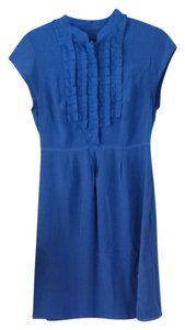Ted Baker short dress Blue on Tradesy