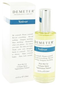 Demeter Fragrance Library VETIVER by DEMETER ~ Women's Cologne Spray 4 oz