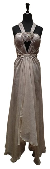 Preload https://item2.tradesy.com/images/jenny-packham-smoke-grey-jeweled-gown-long-formal-dress-size-6-s-1224446-0-0.jpg?width=400&height=650