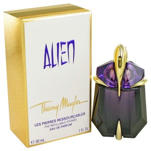 Thierry Mugler ALIEN by THIERRY MUGLER Womens EDP Spray ~ 1.0 oz / 30 ml REFILLABLE