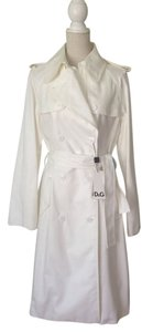 Dolce&Gabbana Dolce & Gabbana Trench Jacket Womens Trench Coat