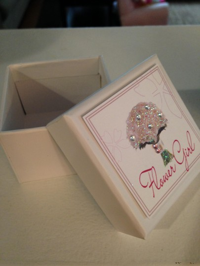 Jewelry Boxes For Flower Girl