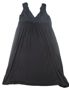 Theory short dress Black Knit Stretch Daytonight on Tradesy