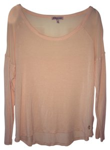 Juicy Couture Top Peach