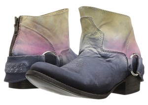 Free Bird by Steve Madden multi colored Boots