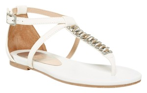 DV by Dolce Vita Thong White Sandals