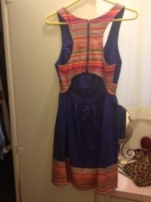 Urban Outfitters short dress Blue on Tradesy