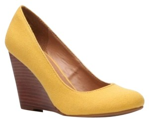 Mix No. 6 Yellow Wedges