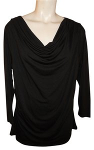 Boden Blouse Shirt Knit Night Out Tunic