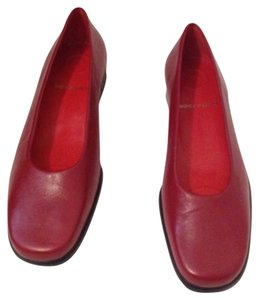 Rockport Red Flats