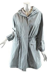 Fabiana Filippi Water Repellent Anorak Raincoat