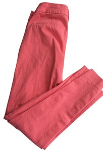 Old Navy Straight Pants Coral