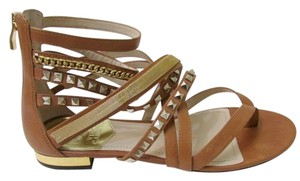 Vince Camuto Gladiator Brown Sandals