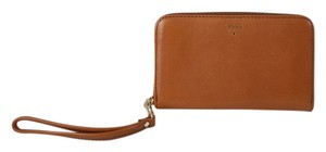 Fossil Fossil Sydney Zip Phone Wallet