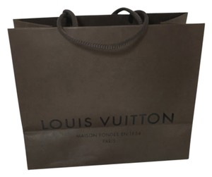 Louis Vuitton SPRING SALE! Auth LOUIS VUITTON SHOPPING BAG!