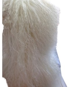 Club Monaco Real Fur, Genuine Shearling Lamb Fur