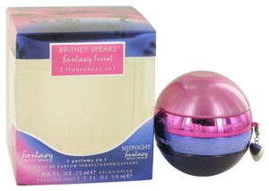 Britney Spears FANTASY TWIST ~ Fantasy and Midnight Fantasy .84 oz each 1.7 oz