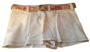 L.E.I. Shorts Beige (white)