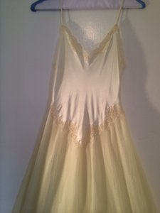 Vintage Dior Peignoir Set
