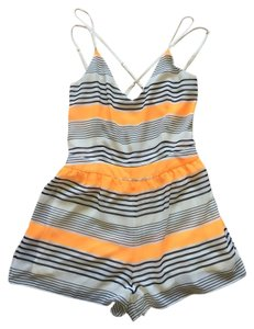 DV by Dolce Vita Striped Summer Romper Dress