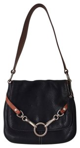Coach Chelsea Leather Hobo Bag