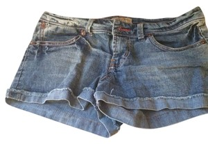 Paris Blues Shorts Blue