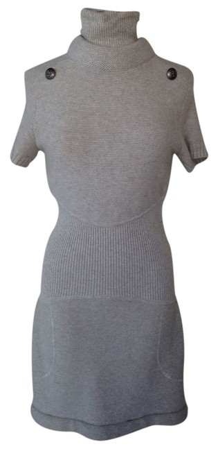 Preload https://img-static.tradesy.com/item/1226013/chanel-grey-fall-2008-08a-collection-cashmere-sweater-4210-short-casual-dress-size-8-m-0-0-650-650.jpg