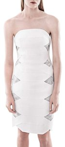Dion Lee Sheath Strapless Dress