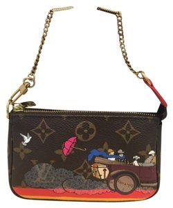 Louis Vuitton Artsy Neverfull Clutch