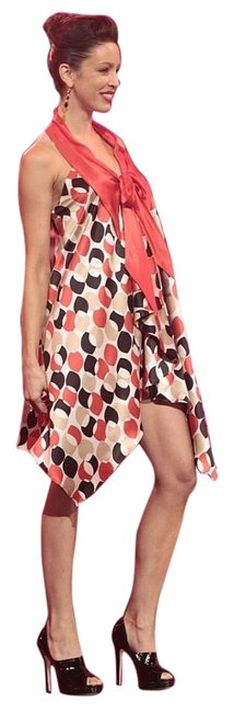 Preload https://img-static.tradesy.com/item/12262/kara-laricks-red-black-and-white-mini-short-casual-dress-size-6-s-0-1-650-650.jpg