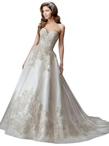 Maggie Sottero Sottero & Midgley Marcela Wedding Dress