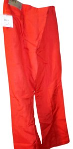 Kasper Dress Relaxed Pants Tangerine