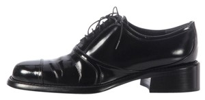 Prada Pr.j1210.16 Patent Oxford Loafers black Formal