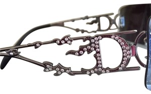 Dior DIOR FIRE Sunglasses with swarovski crystals. SOLD OUT!