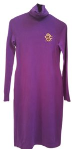 Ralph Lauren Cashmere Cashere Sweater Cashmere Neck Dress