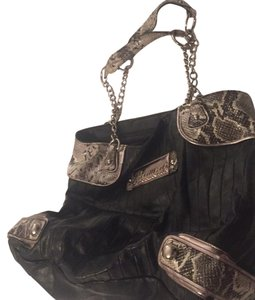 Rocawear Satchel in Black