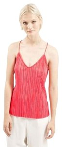 Topshop Strappy Dressy Sexy Machine Washable Top Coral