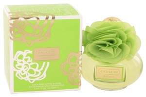 Coach COACH POPPY CITRINE BLOSSOM by COACH ~ Eau De Parfum Spray 3.4 oz