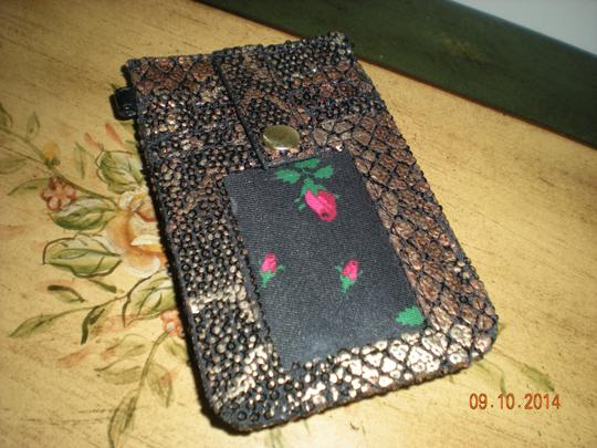 Betsey Johnson betsey johnson sequenced cell phone id wallet