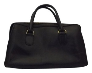 Coach Speedy Vintage Purse Satchel in Black