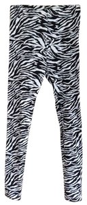 American Apparel Zebra Print Leggings